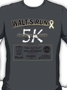Walt's Run T-Shirt