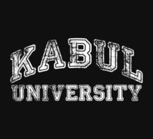 Kabul University by five5six