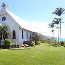 Hamilton Island All Saints Church, QLD by Martyn Baker | Martyn Baker Photography