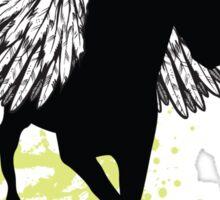 Flying Dark Horse :D Sticker