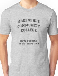 Now you can register by Fax! Unisex T-Shirt