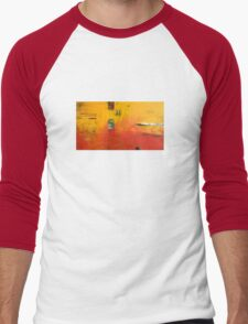Red Earth Men's Baseball ¾ T-Shirt