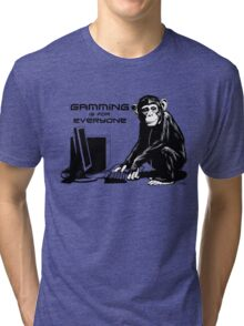 Gamming Tri-blend T-Shirt
