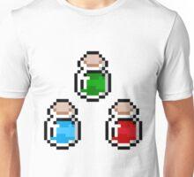 Zelda Potions V.3 Unisex T-Shirt