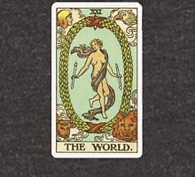 Tarot Card - The World Hoodie