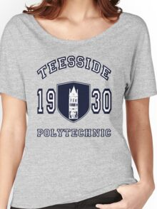 Teesside Polytechnic Women's Relaxed Fit T-Shirt