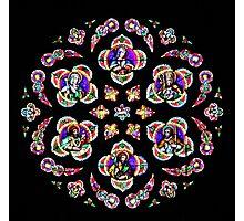 Window of Colour 2 Photographic Print