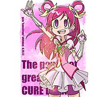 Magical Girl Collection #4 - Dream Photographic Print