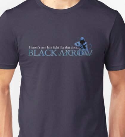 Black Arrow Malcolm Merlyn Unisex T-Shirt