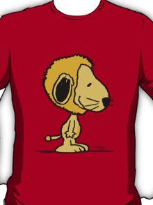 Snoopy Lion T-Shirt