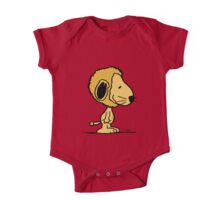Snoopy Lion One Piece - Short Sleeve