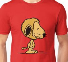 Snoopy Lion Unisex T-Shirt