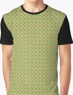 Greenfinches in flight Graphic T-Shirt