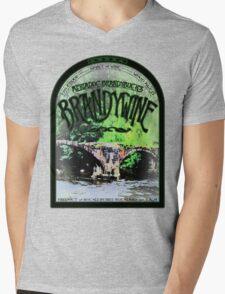 Brandywine Mens V-Neck T-Shirt