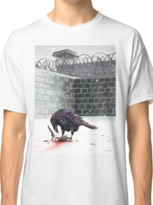Crow, Bloody Snow Classic T-Shirt