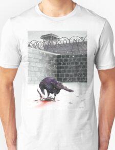 Crow, Bloody Snow T-Shirt