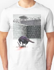 Crow, Bloody Snow T-Shirt
