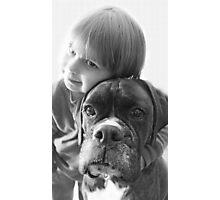 Best Friends 4eva Photographic Print