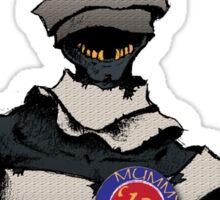 Halloween: Mummy 2012 Sticker