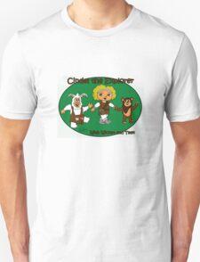 Cindel the Explorer Unisex T-Shirt