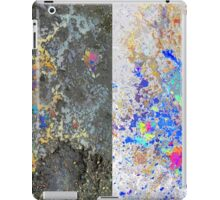 Oil Water iPad Case/Skin