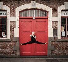 Dance has no boundaries by Julie Begg