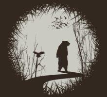 The Bear light by modernistdesign