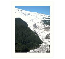 Mount Rainier, Washington USA Art Print