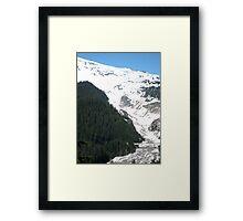 Mount Rainier, Washington USA Framed Print