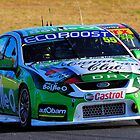 David Reynolds | Car 55 | V8 Supercars | 2012 by Bill Fonseca