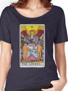 Tarot Card - The Lovers Women's Relaxed Fit T-Shirt