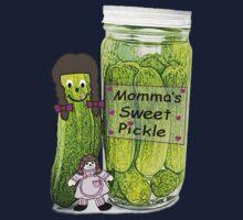 Momma's Sweet Pickle Kids Tee