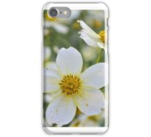 Flowers and breeze iPhone Case/Skin
