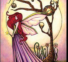 Faery Dream Tree  by Amanda Byron