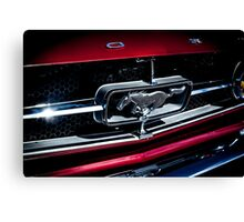 1964.5 Ford Mustang (II) Canvas Print