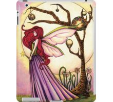 Faery Dream Tree  iPad Case/Skin