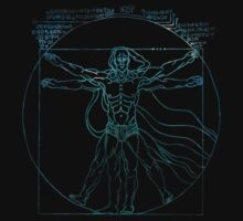 The Vitruvian Engineer(2) T-Shirt