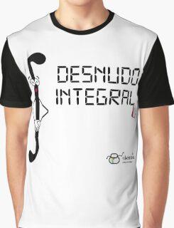Desnudo integral Graphic T-Shirt