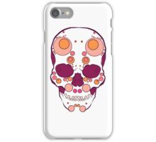 A Study in Skull - Pink iPhone Case/Skin