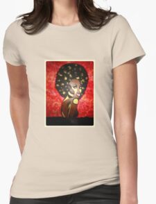 Soul Sista #5 Womens Fitted T-Shirt