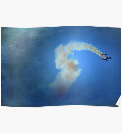 painting pillows Poster