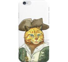 Pirate Orange iPhone Case/Skin