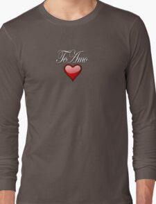 TE AMO Long Sleeve T-Shirt
