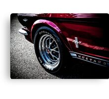 1964.5 Ford Mustang (III) Canvas Print