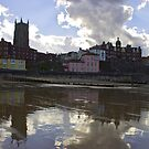 Cromer Reflections by James Taylor
