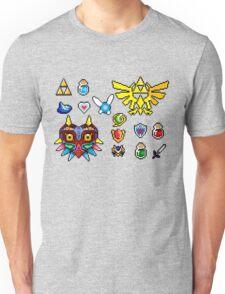 Zelda Overload  Unisex T-Shirt