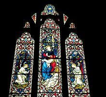 Stained Glass Window by darrencp