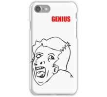 Genius! iPhone Case/Skin