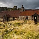 Old Ruined House by Brian Kerr