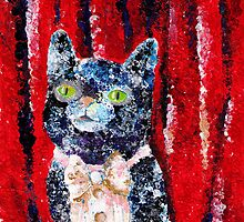 Sean, The Cat by RagAragno